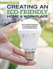 Creating an Eco-Friendly Home & Workplace