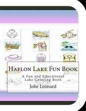 Haflon Lake Fun Book