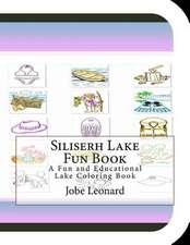 Siliserh Lake Fun Book