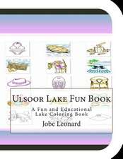 Ulsoor Lake Fun Book