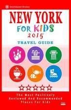 New York for Kids 2015