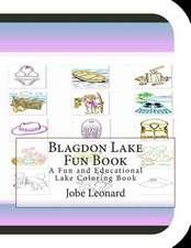 Blagdon Lake Fun Book