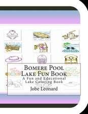 Bomere Pool Lake Fun Book
