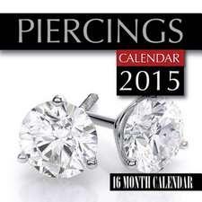 Piercings Calendar 2015
