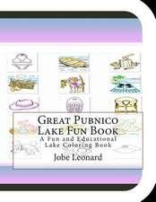 Great Pubnico Lake Fun Book