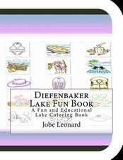 Diefenbaker Lake Fun Book