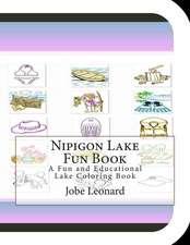 Nipigon Lake Fun Book