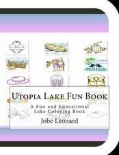 Utopia Lake Fun Book