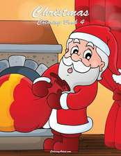 Christmas Coloring Book 4