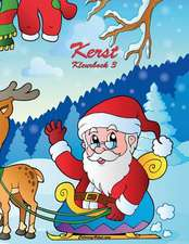 Kerst Kleurboek 3