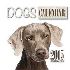 Dogs Calendar 2015