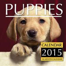 Puppies Calendar 2015