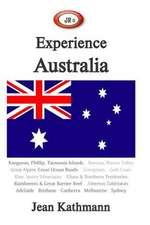 Jr's Experience Australia