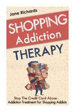 Shopping Addiction Therapy