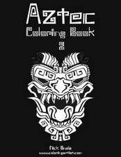 Aztec Coloring Book 2