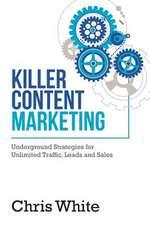 Killer Content Marketing