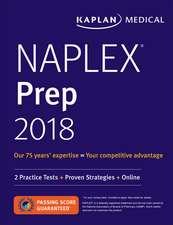 NAPLEX Prep 2018: 2 Practice Tests + Proven Strategies + Online