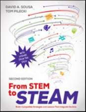 From STEM to STEAM: Brain-Compatible Strategies and Lessons That Integrate the Arts