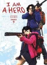 I Am a Hero Omnibus Volume 9