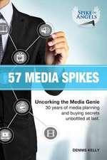 57 Media Spikes