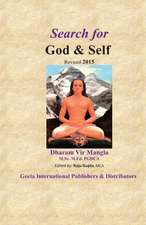 Search for God & Self