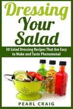Dressing Your Salad