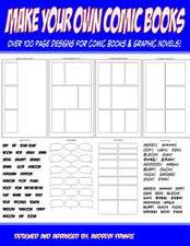 Make Your Own Comic Books