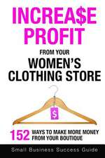 Increase Profit from Your Women's Clothing Store