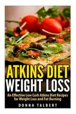Atkins Diet Weight Loss