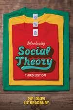 Introducing Social Theory