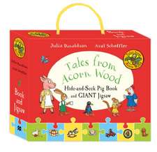 TALES FROM ACORN WOOD HIDE AND SEE