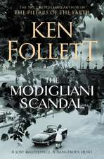 Follett, K: Modigliani Scandal