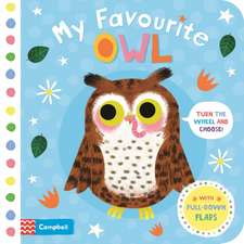 Roode, D: My Favourite Owl