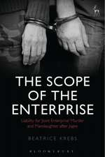 The Scope of the Enterprise