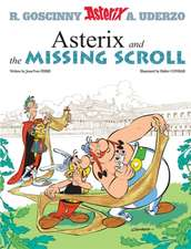 Asterix and the Missing Scroll:  Pop-Up!
