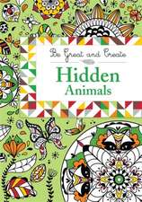 Be Great and Create: Hidden Animals
