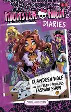Monster High Diaries 04: Home for the Howlidays with Clawdeen Wolf