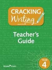 Cracking Writing Year 4