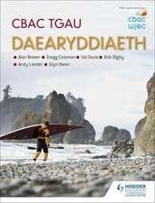 WJEC GCSE Geography Welsh Edition: CBAC TGAU Daearyddiaeth
