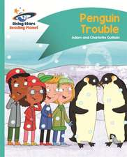 Reading and English - Penguin Trouble - Turquoise: Comet Street Kids