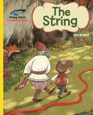 Knight, T: Reading Planet - The String - Yellow: Galaxy