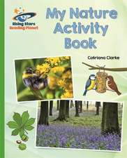 Reading Planet - My Nature Activity Book - Green: Galaxy