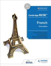 Cambridge Igcse(tm) French Student Book Third Edition
