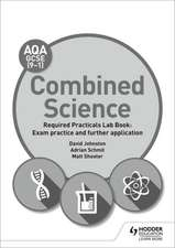 AQA GCSE (9-1) Combined Science Student Lab Book