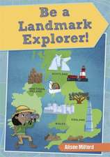 Reading Planet KS2 - Be a Landmark Explorer - Level 1: Stars/Lime band
