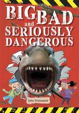 Reading Planet KS2 - Big, Bad and Seriously Dangerous! - Level 2: Mercury/Brown band