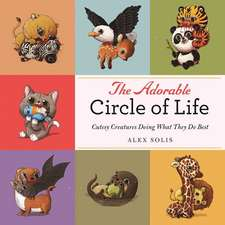 The Adorable Circle of Life: A Cute Celebration of Savage Predators and Their Hopeless Prey