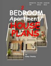 2 Bedroom Apartment / House Plans