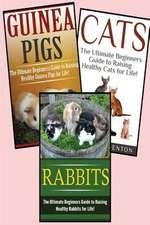Guinea Pigs, Rabbits, Cats