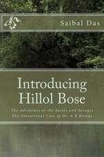 Introducing Hillol Bose